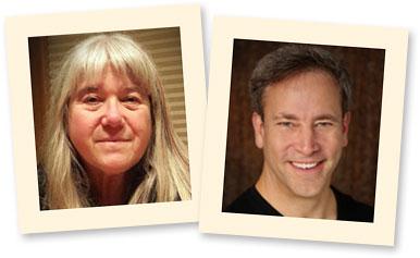 Suzanne Fageol, CC and Craig Weiner, DC